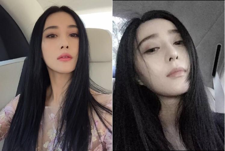 Giã từ tóc dài để chuyển sang tóc ngắn manly, Trương Hinh Dư bị tố cosplay tình địch Phạm Băng Băng - Ảnh 7.
