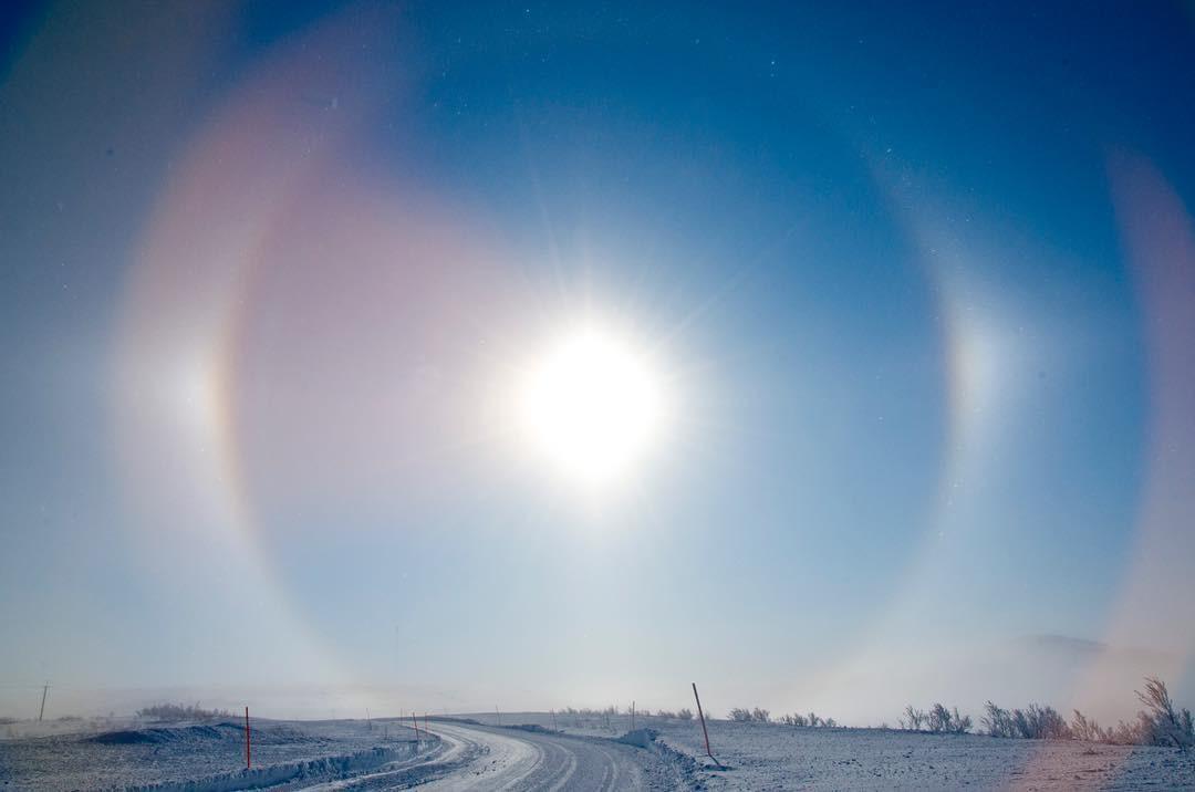 16 khung cảnh kỳ diệu chỉ có thể nhìn thấy vào mùa đông giá rét - Ảnh 13.