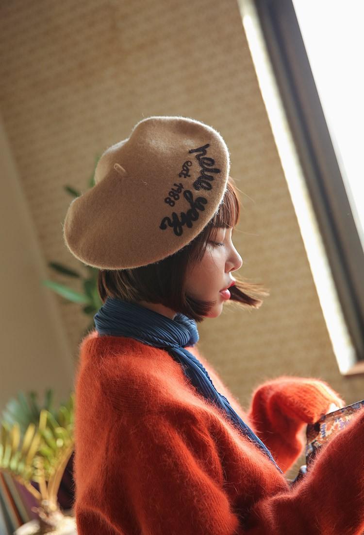 Diện thêm 4 chiếc mũ xinh xắn này, set đồ đi chơi Noel của bạn sẽ đúng điệu và nổi bật hơn hẳn - Ảnh 10.