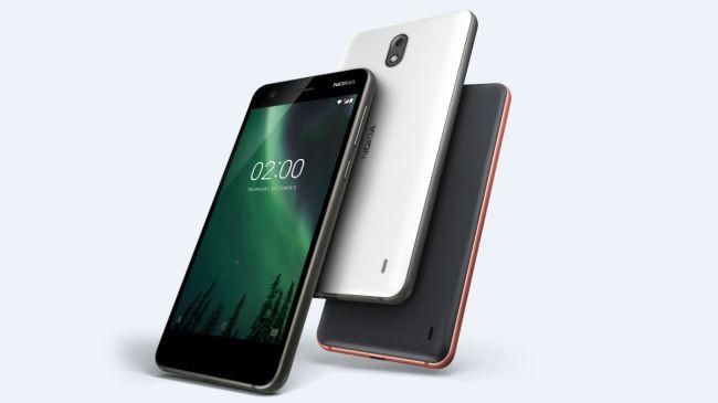 Nokia 2 chính thức ra mắt: sẵn sàng lên Android Oreo, điểm mạnh là pin trâu, lên kệ 15/11 này - Ảnh 2.