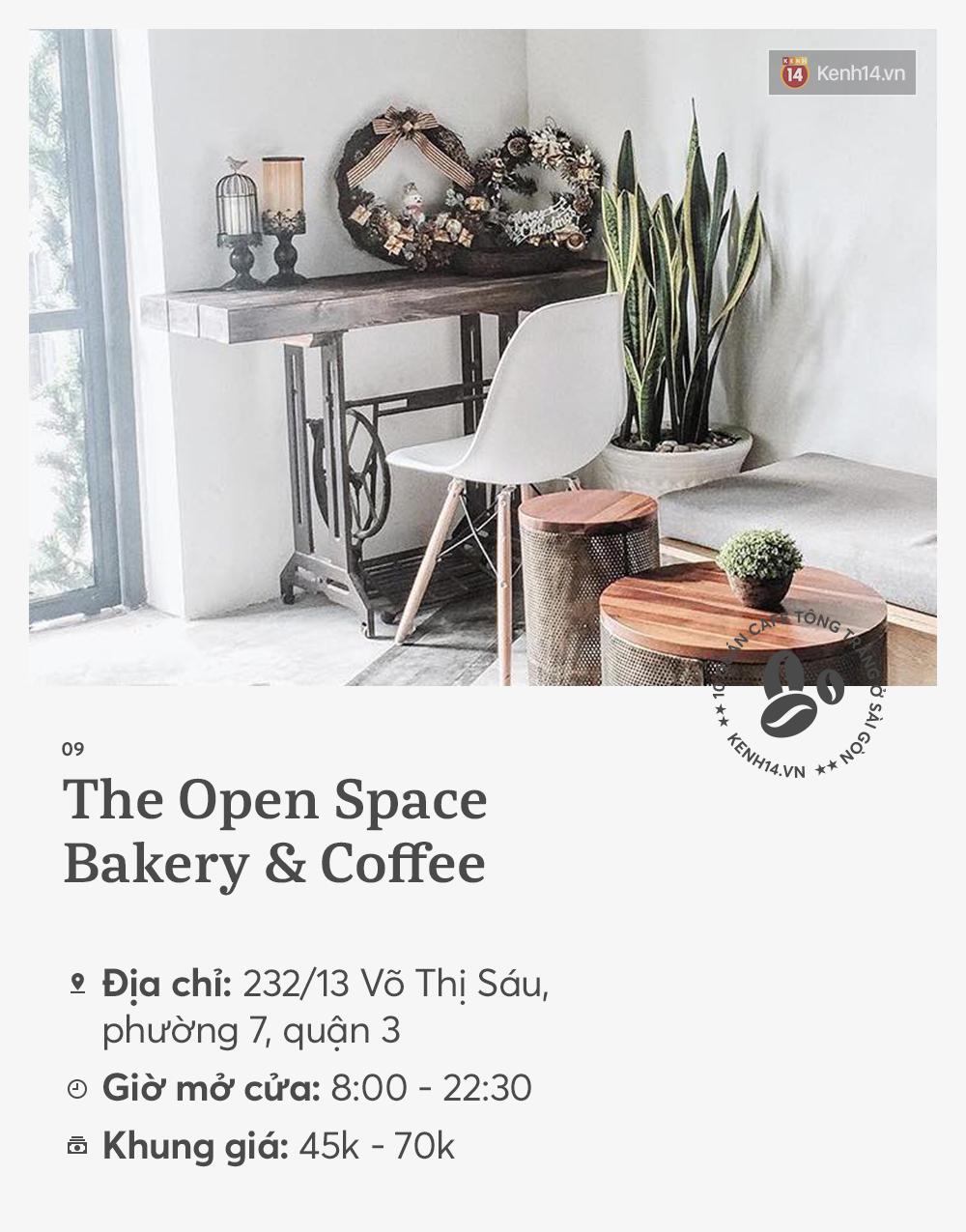 10 quán cà phê tông trắng ở Sài Gòn, cứ đến là có ảnh đẹp! - Ảnh 17.
