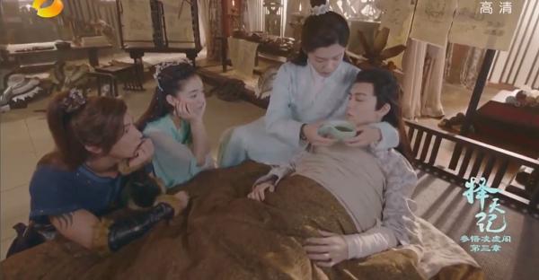 """""""Trạch Thiên Ký"""": Luhan e thẹn tỏ tình với thánh nữ Cổ Lực Na Trát - Ảnh 9."""