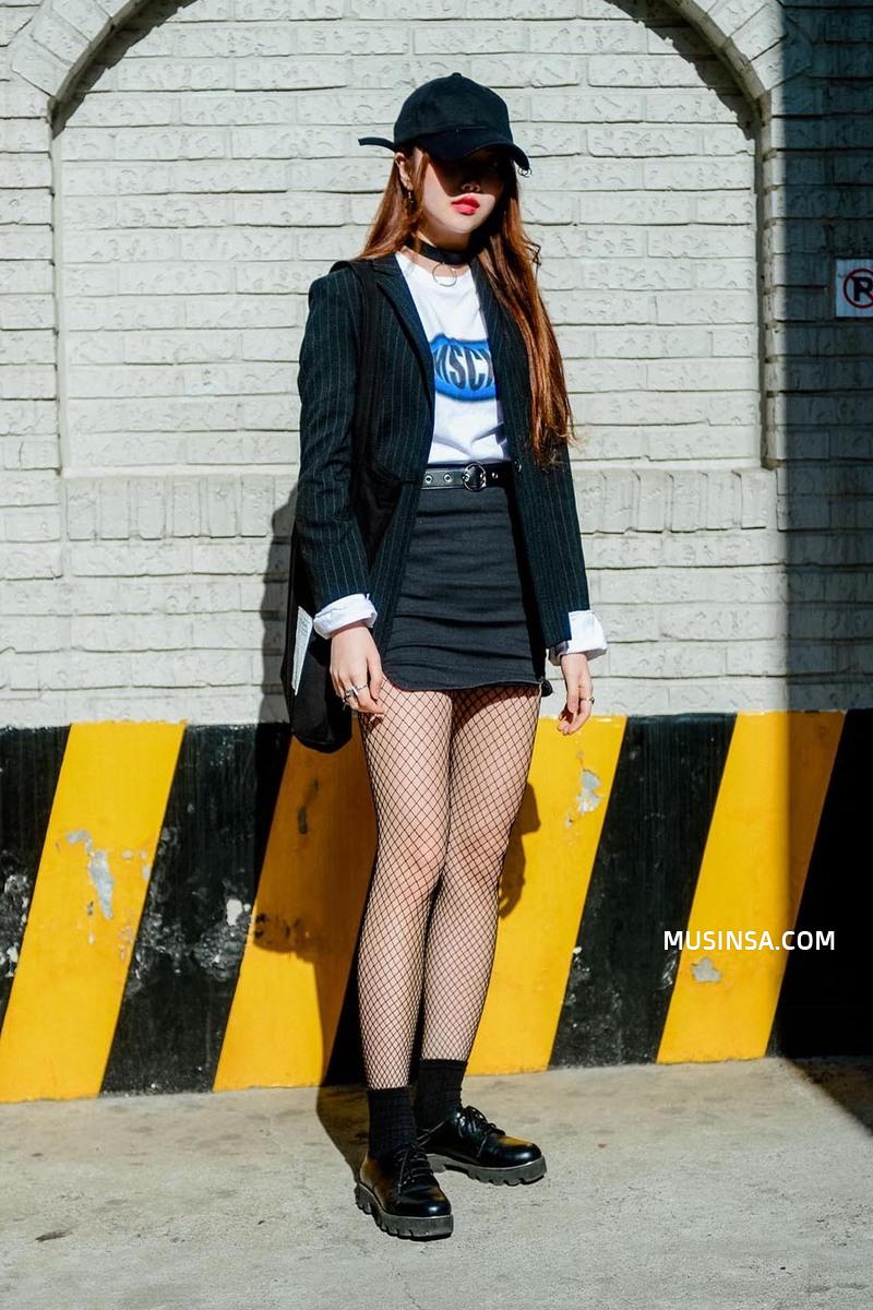 Ngắm các bạn trẻ Hàn mix đồ cool như thế này vừa thấy ghen tị vừa muốn phấn đấu mặc đẹp hơn nữa - Ảnh 7.