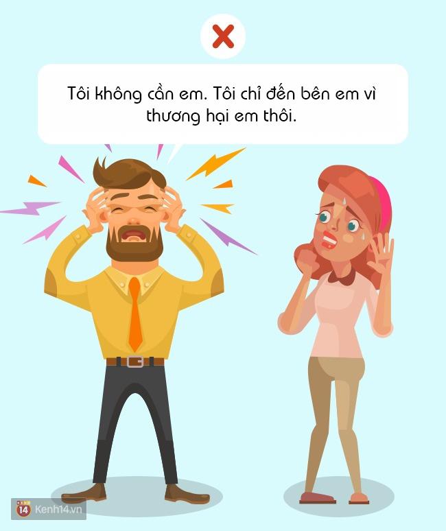 11 cụm từ có thể phá hủy mối quan hệ đang hạnh phúc của bạn - Ảnh 9.