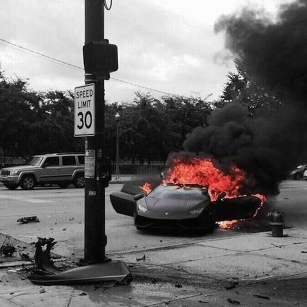 16 tai nạn chứng tỏ cuộc đời này về cơ bản là đen, chứ đỏ thì quên đi - Ảnh 29.