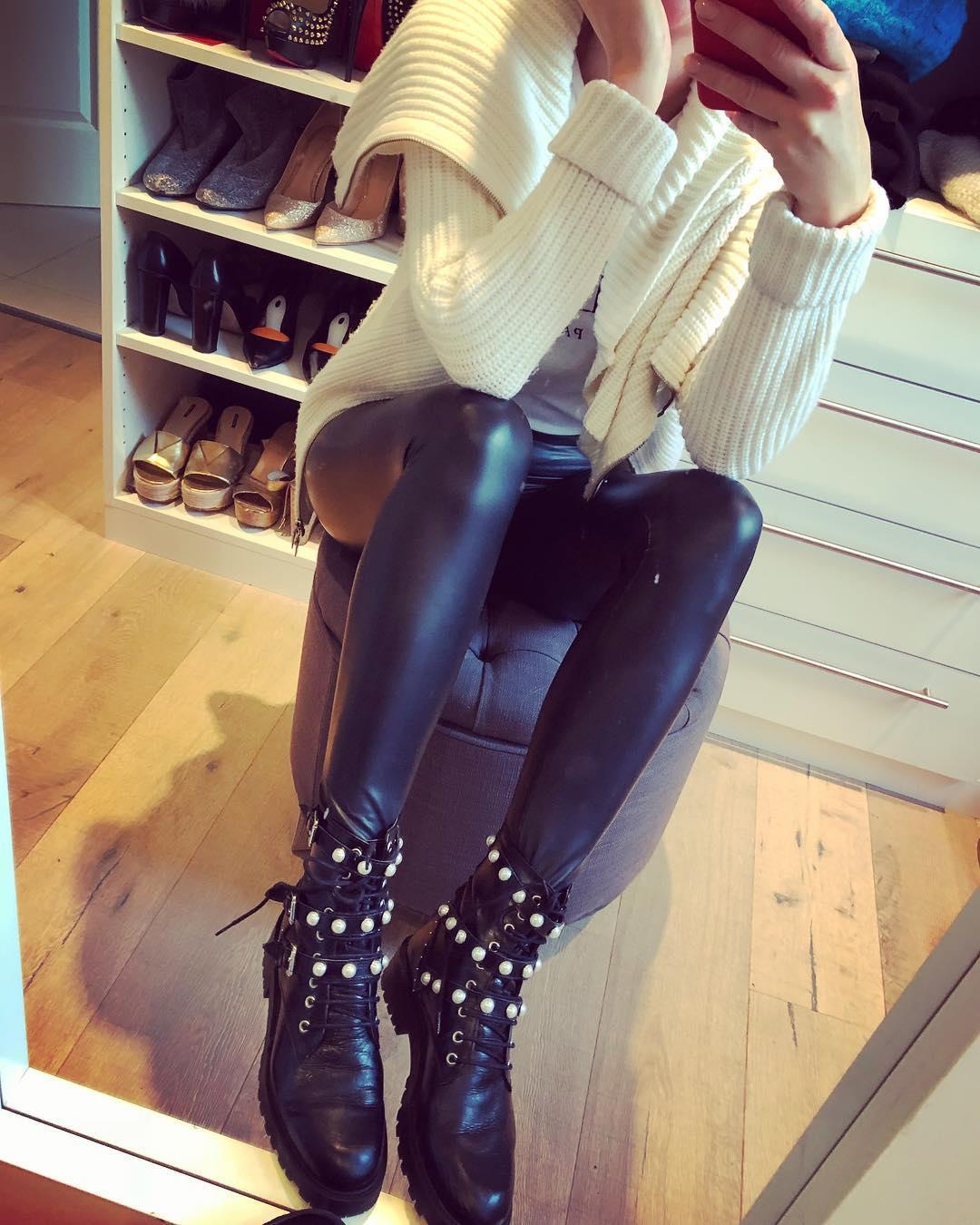 Đôi boots vừa bụi vừa sang chảnh công chúa này đang là món đồ hot nhất của Zara, tưởng chừng cả Instagram đều đang diện nó - Ảnh 6.