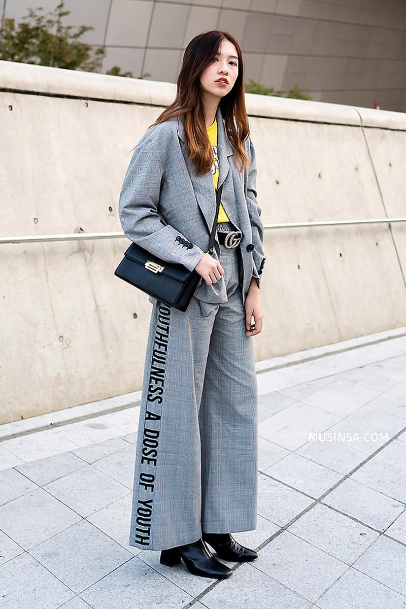 Chỉ dạo phố mà giới trẻ Hàn vẫn lên đồ đẹp hết nấc, không học hỏi đôi chút thì quả là phí - Ảnh 8.