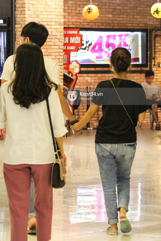Midu tiếp tục bị bắt gặp tình tứ với bạn thân của Phan Thành trên phố - Ảnh 13.