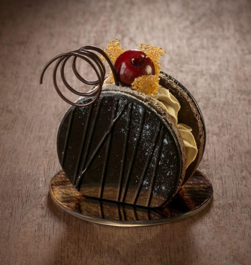 Chiêm ngưỡng những chiếc bánh ngọt vô cùng đẹp mắt được làm bằng thủy tinh và sứ - Ảnh 16.