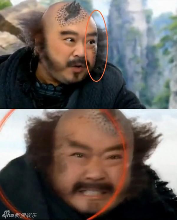1001 siêu phẩm hóa trang trong phim Hoa Ngữ khiến người xem cười ra nước mắt - Ảnh 9.