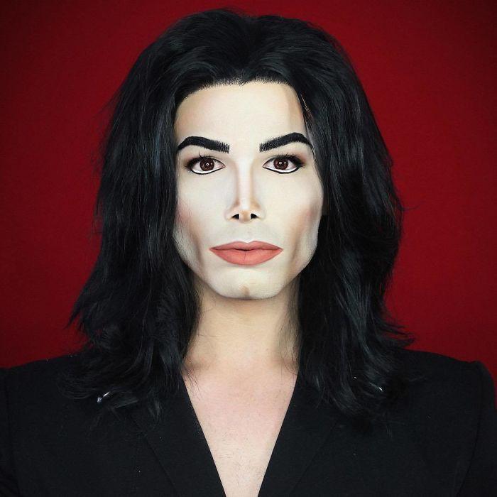 Nghệ sĩ trang điểm có thể hóa trang thành hàng trăm khuôn mặt khác nhau mà không cần photoshop - Ảnh 15.