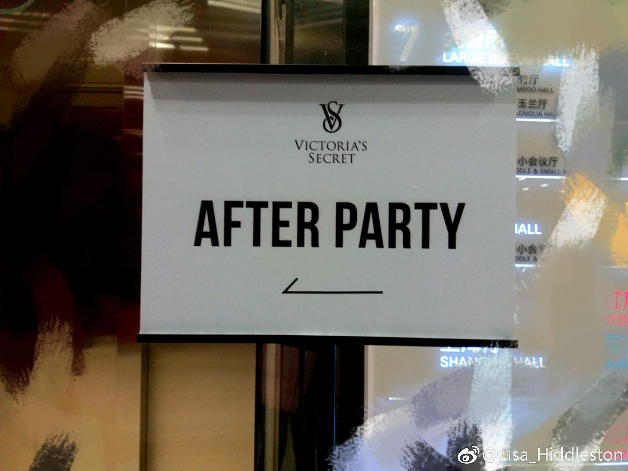 Chưa bao giờ có trong lịch sử: Tiệc After Party của Victorias Secret bất ngờ bị cảnh sát ập vào yêu cầu dừng lại vì quá ồn - Ảnh 2.