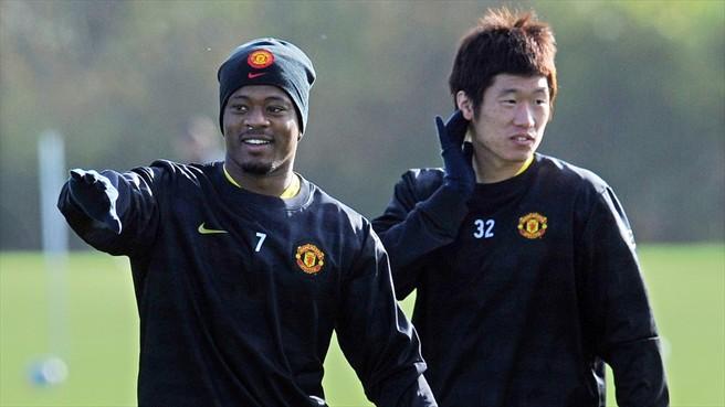 Câu chuyện cảm động về tình bạn của Park Ji-Sung với đồng đội ở Man Utd - Ảnh 4.