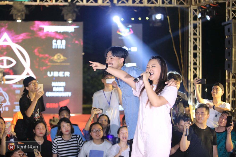 Kimmese và dàn DJ cuồng nhiệt cùng fan Hà Nội trong đêm nhạc EDM sôi động - Ảnh 14.