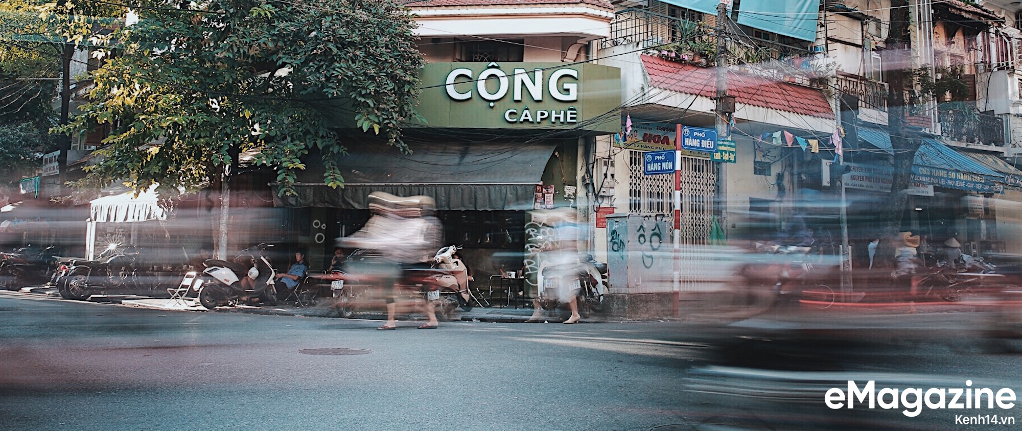 Bạn từ xa ghé Hà Nội, tôi thường dắt đến Cộng Cà phê như một nơi phải tới - Ảnh 8.