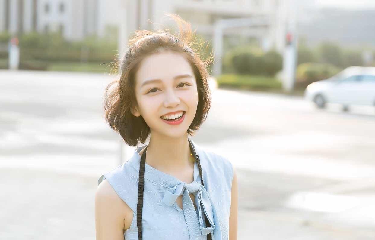 Cô bạn Trung Quốc đốn tim người đối diện chỉ với 1 nụ cười siêu dễ thương - Ảnh 3.
