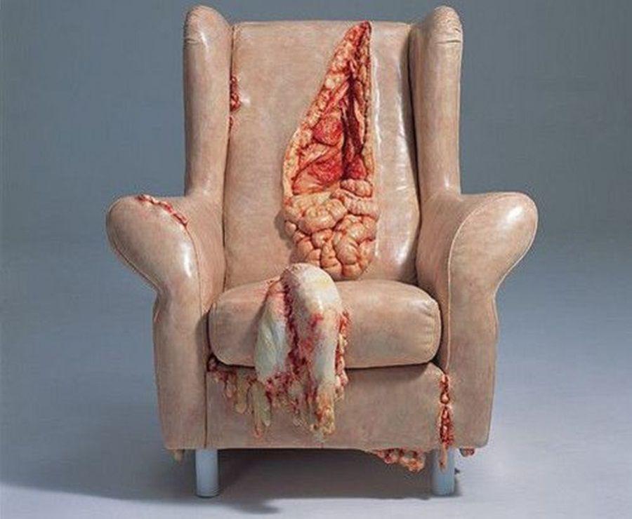 Khi những chiếc ghế được làm ra không phải để ngồi