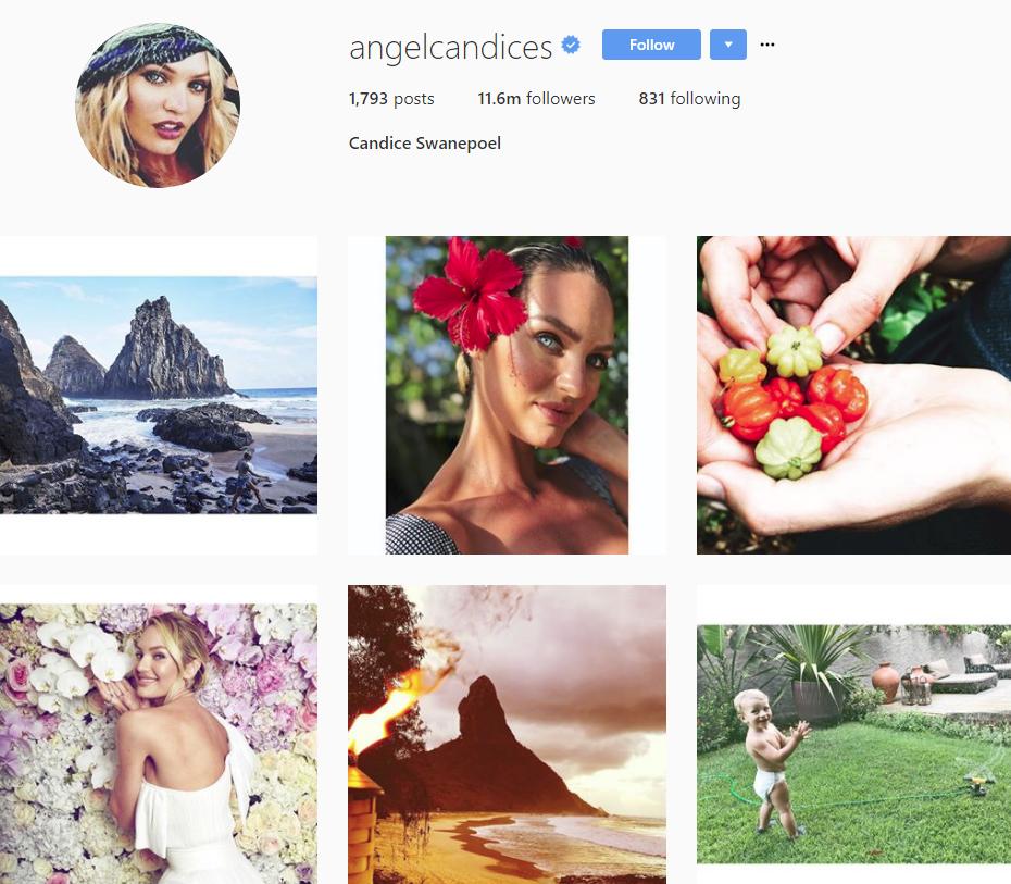 Bảng xếp hạng làng thời trang trên Instagram năm 2017: siêu mẫu Kendall Jenner xưng hậu, nhà mốt Chanel xưng vương - Ảnh 11.