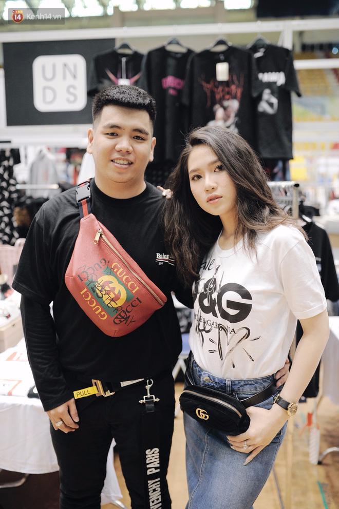 Giới trẻ Việt thi nhau mặc hoodie trăm triệu của Louis Vuitton x Supreme và đồ streetwear đắt đỏ tới Sole Ex 2017 - Ảnh 7.