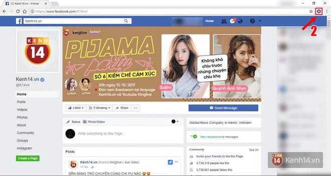Làm thế nào để lột xác giao diện Facebook thành tác phẩm nghệ thuật của riêng bạn? - Ảnh 2.