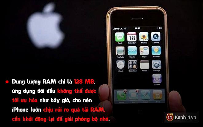 Bí mật về iPhone 2G: Màn kịch thành công tạo nên lịch sử 10 năm hùng mạnh của Apple - Ảnh 4.