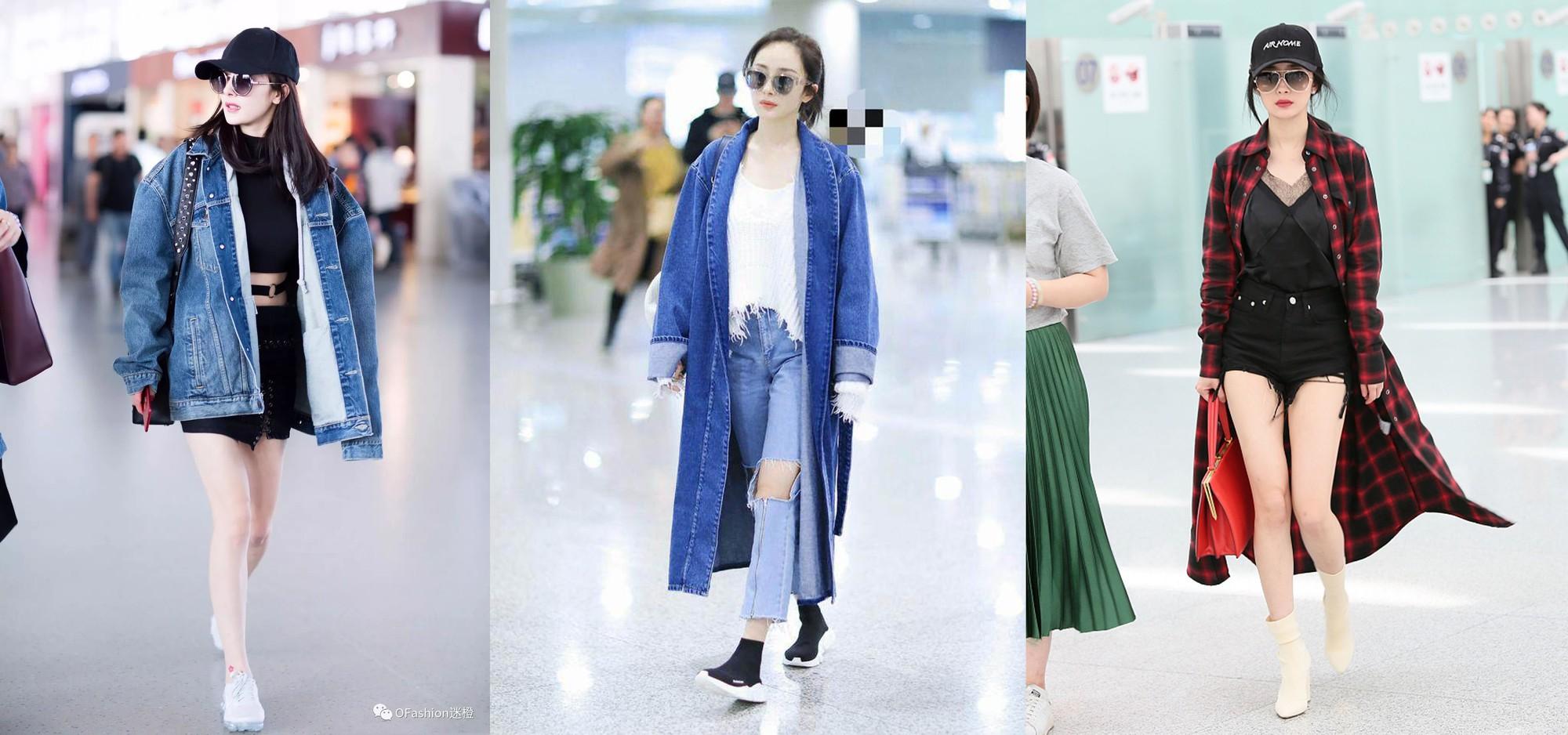5 ngôi sao Hoa ngữ sở hữu phong cách thời trang sân bay đẹp nhất năm 2017 - Ảnh 2.
