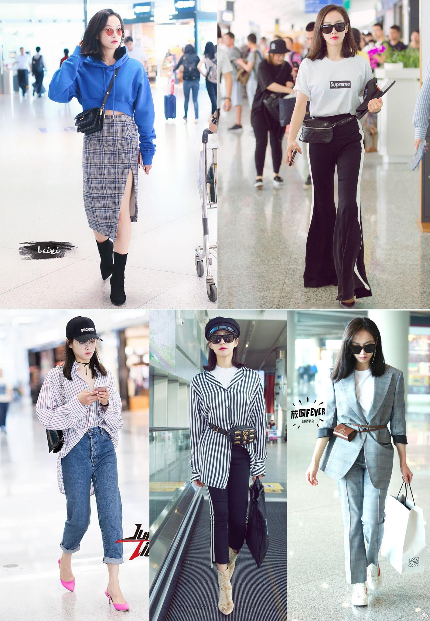 5 ngôi sao Hoa ngữ sở hữu phong cách thời trang sân bay đẹp nhất năm 2017 - Ảnh 7.