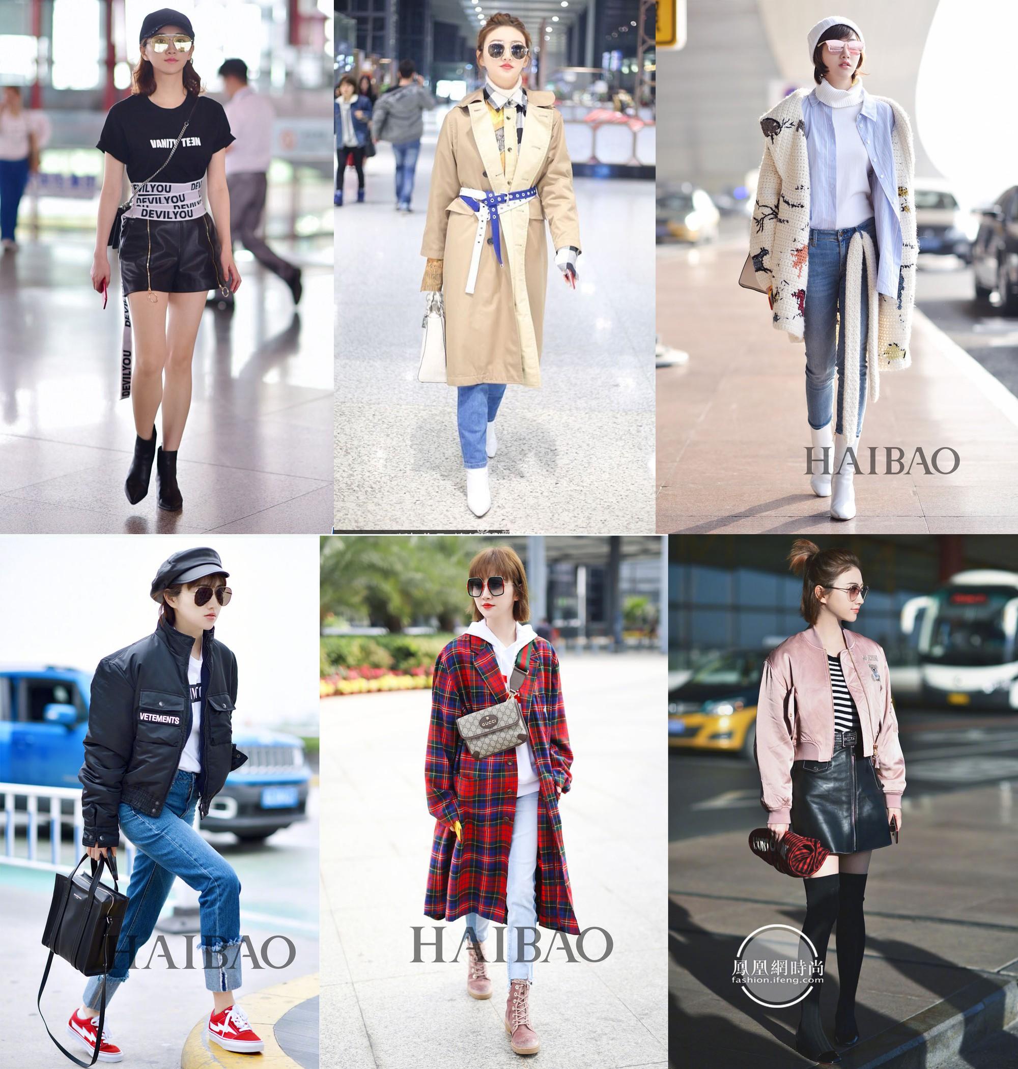 5 ngôi sao Hoa ngữ sở hữu phong cách thời trang sân bay đẹp nhất năm 2017 - Ảnh 9.