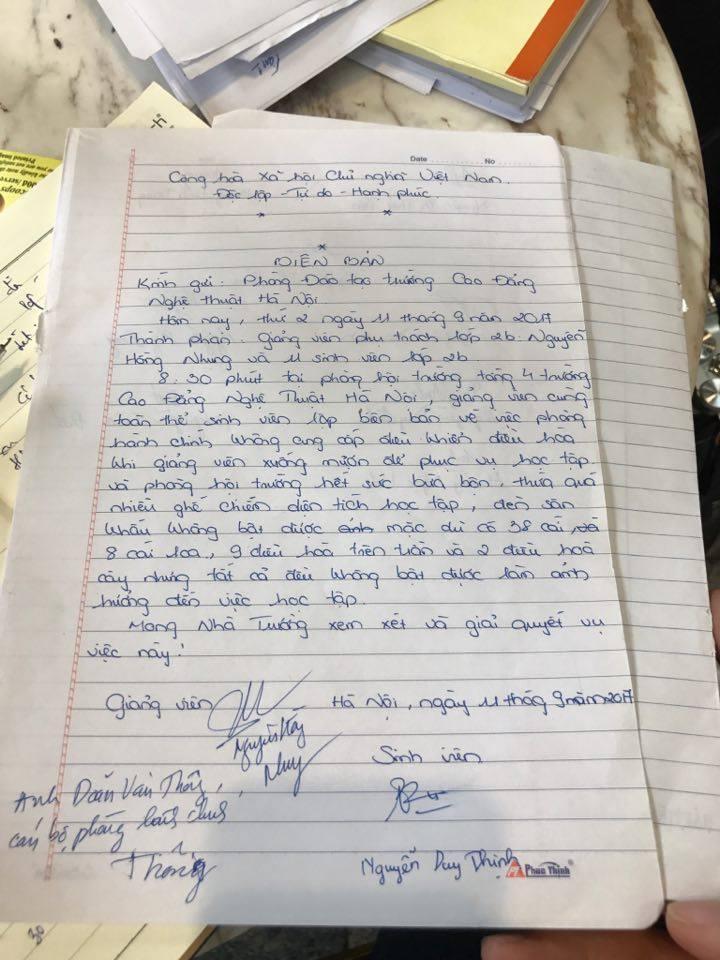 Bên trong trường học vợ NS Xuân Bắc tố học sinh phải kê dép, lấy ghế ngoài bãi phế thải để ngồi - Ảnh 10.
