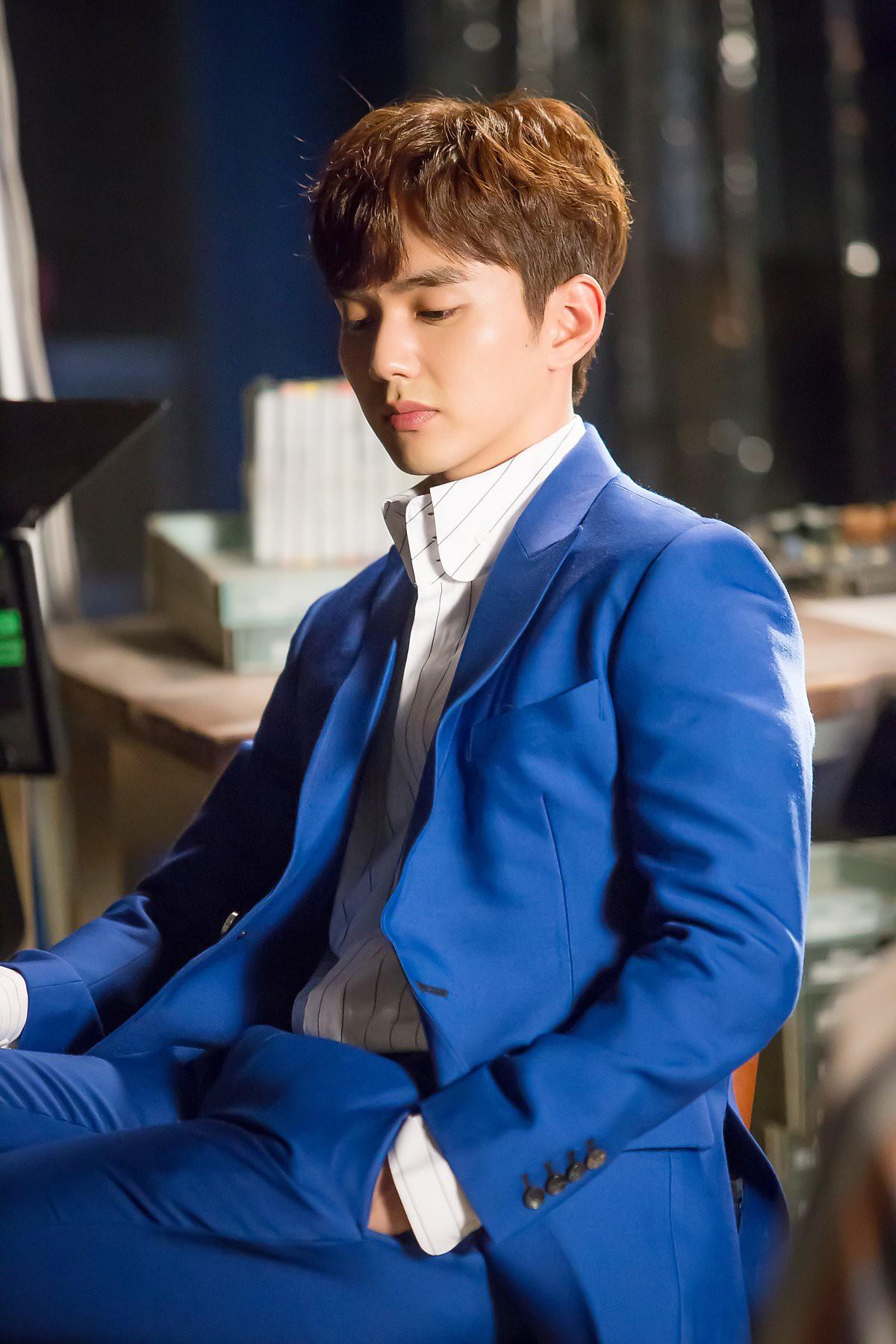 Yoo Seung Ho đã đẹp chết người, người yêu mới của anh còn xuất sắc hơn cả Kim So Hyun - Ảnh 12.