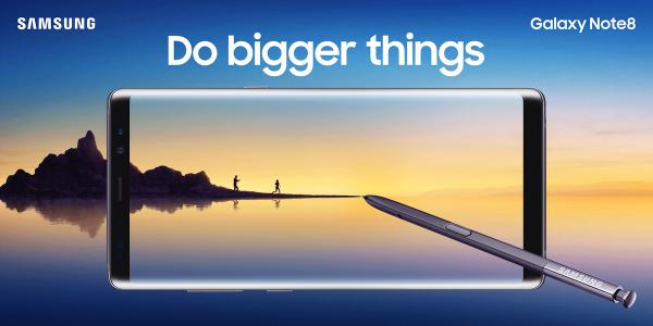 Dù iPhone X sắp ra mắt nhưng Galaxy Note8 vẫn đạt được số lượng đơn đặt hàng khủng - Ảnh 2.
