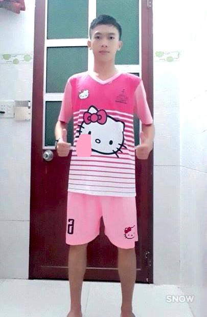 Đội bóng nam yêu màu hồng, không thích tấn công nhận nhiều chú ý của cư dân mạng - Ảnh 4.
