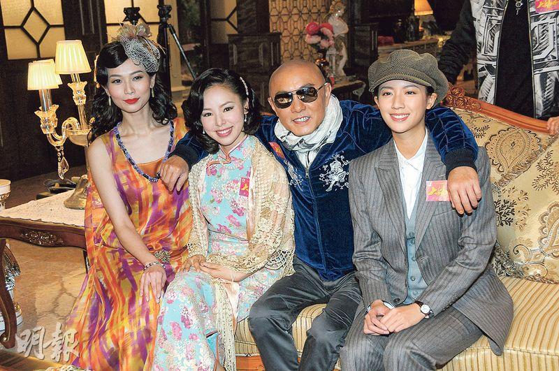 Trương Vệ Kiện sẵn sàng hạ giá cát-xê, trở về vực dậy TVB - Ảnh 1.