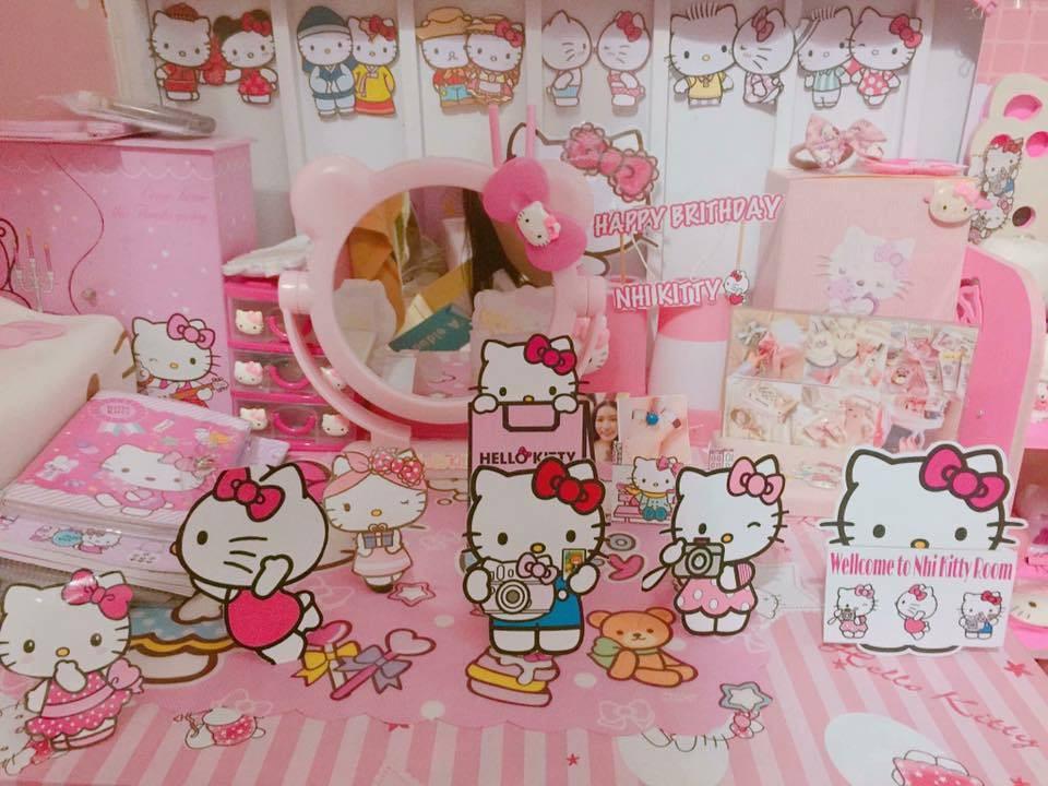 Chuyện tình chỉ có màu hồng theo nghĩa đen của cô nàng cuồng Hello Kitty - Ảnh 8.