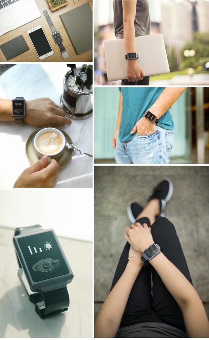 Đồng hồ điều hòa không khí giúp làm mát cơ thể mọi lúc, mọi nơi - Ảnh 5.