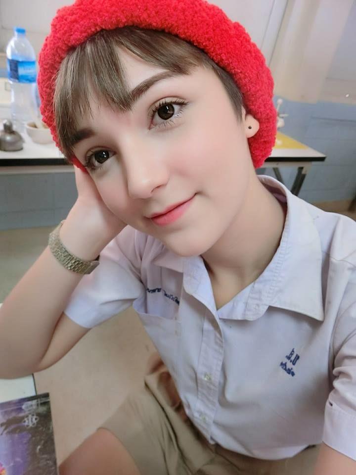 Xinh như thiên thần thế này nhưng cô bạn Thái Lan lại khiến người ta choáng váng khi biết được giới tính thật - Ảnh 11.