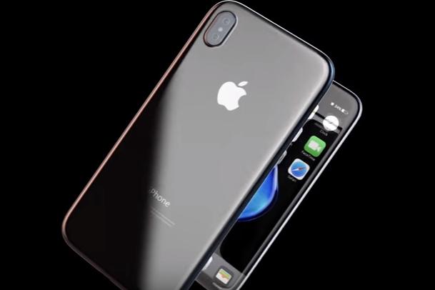 Cận cảnh iPhone 8 đẹp mướt mải khiến chẳng ai có thể cầm lòng - Ảnh 2.