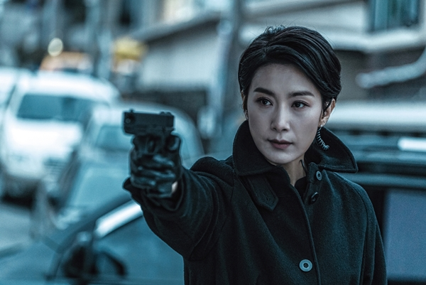"""The Villainess: Đây là người phụ nữ """"ngầu"""" nhất màn ảnh Hàn khiến ai nấy đều hết hồn! - Ảnh 8."""