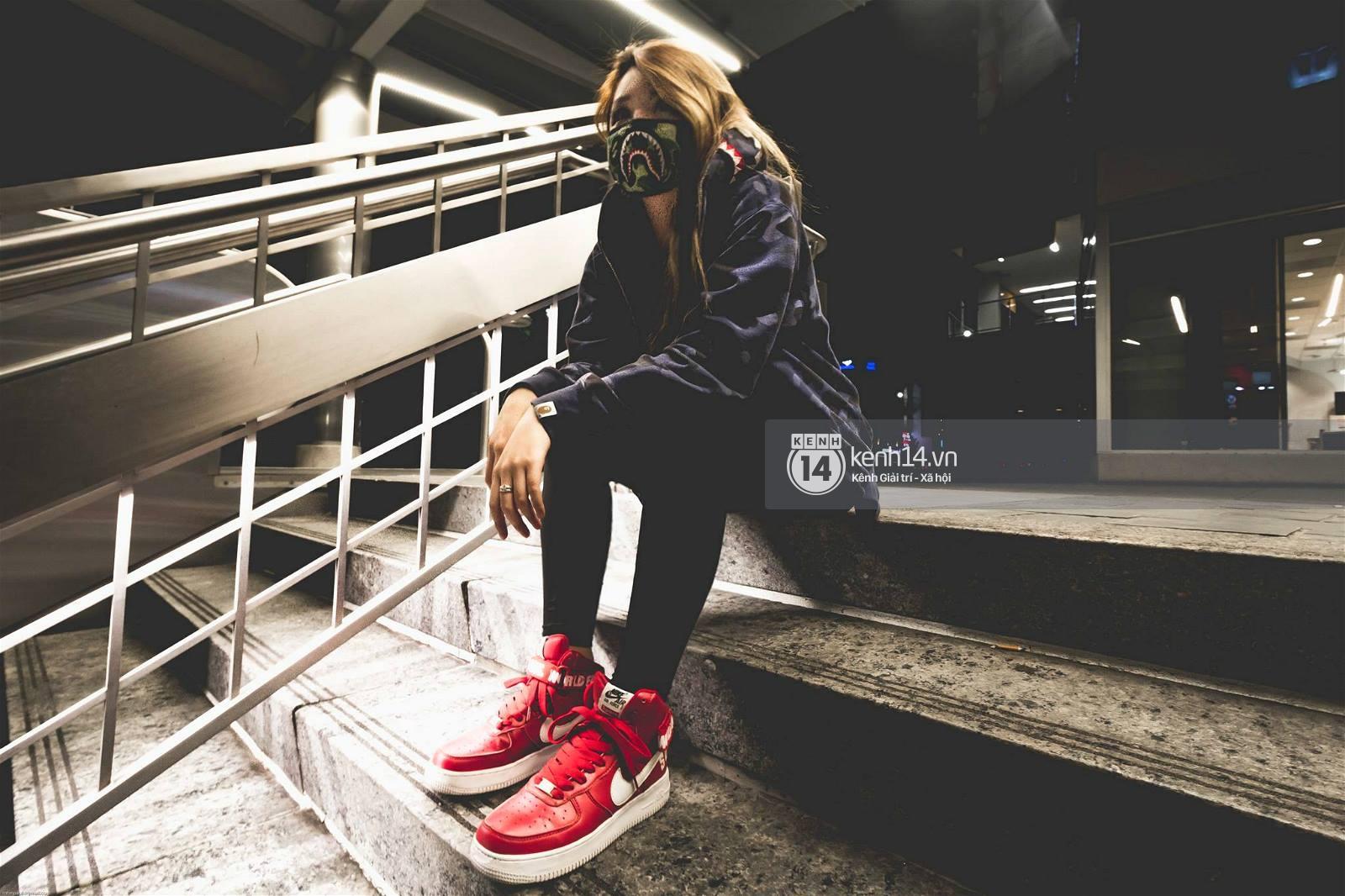Jillian Nguyễn: đầu giày đã xinh đẹp, sở hữu gia tài sneakers đáng nể lại còn custom giày cực đỉnh - Ảnh 9.