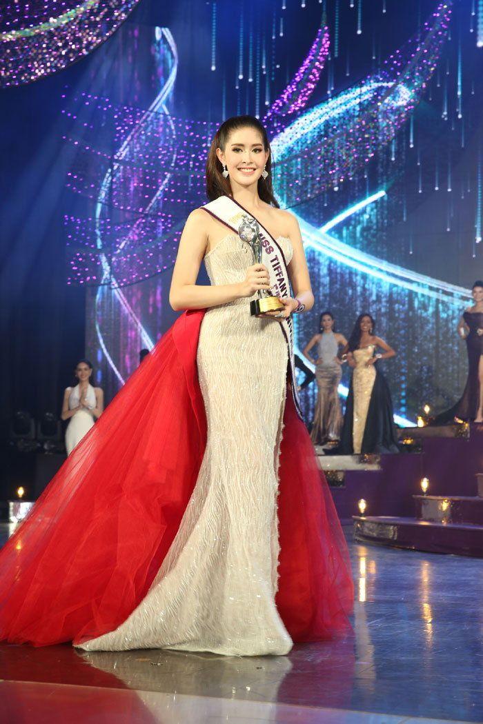 Hoa hậu chuyển giới Thái Lan 2017: Cuộc thi hiếm có cả tân Hoa hậu và Á hậu 1 đều đẹp quá xuất sắc - Ảnh 13.