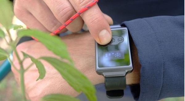 Đồng hồ điều hòa không khí giúp làm mát cơ thể mọi lúc, mọi nơi - Ảnh 4.