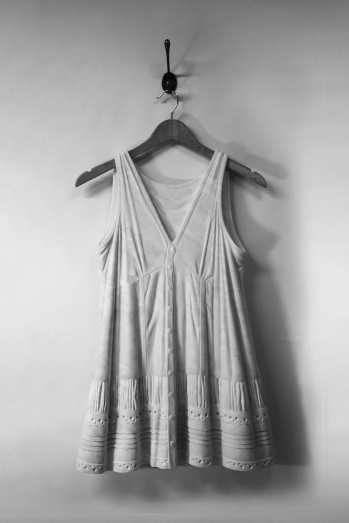 Ngắm bộ sưu tập váy duyên dáng được điêu khắc từ đá cẩm thạch - Ảnh 15.