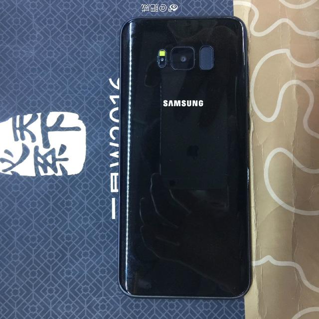 Rò rỉ hình ảnh Samsung Galaxy S8 phiên bản Jet Black cực sang trọng - Ảnh 5.