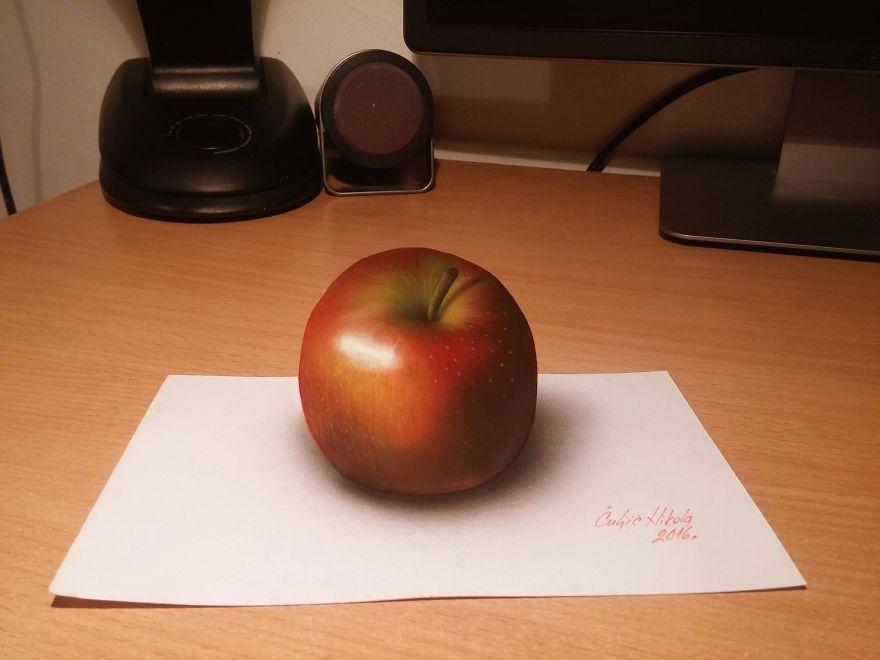 Chiêm ngưỡng các bức tranh vẽ sống động như thật của phù thủy 3D - Ảnh 7.