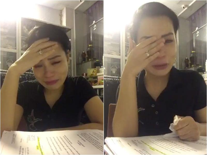 Vợ nghệ sĩ Xuân Bắc trải lòng sau clip livestream khóc vì không được chấm thi tốt nghiệp cho sinh viên - Ảnh 1.
