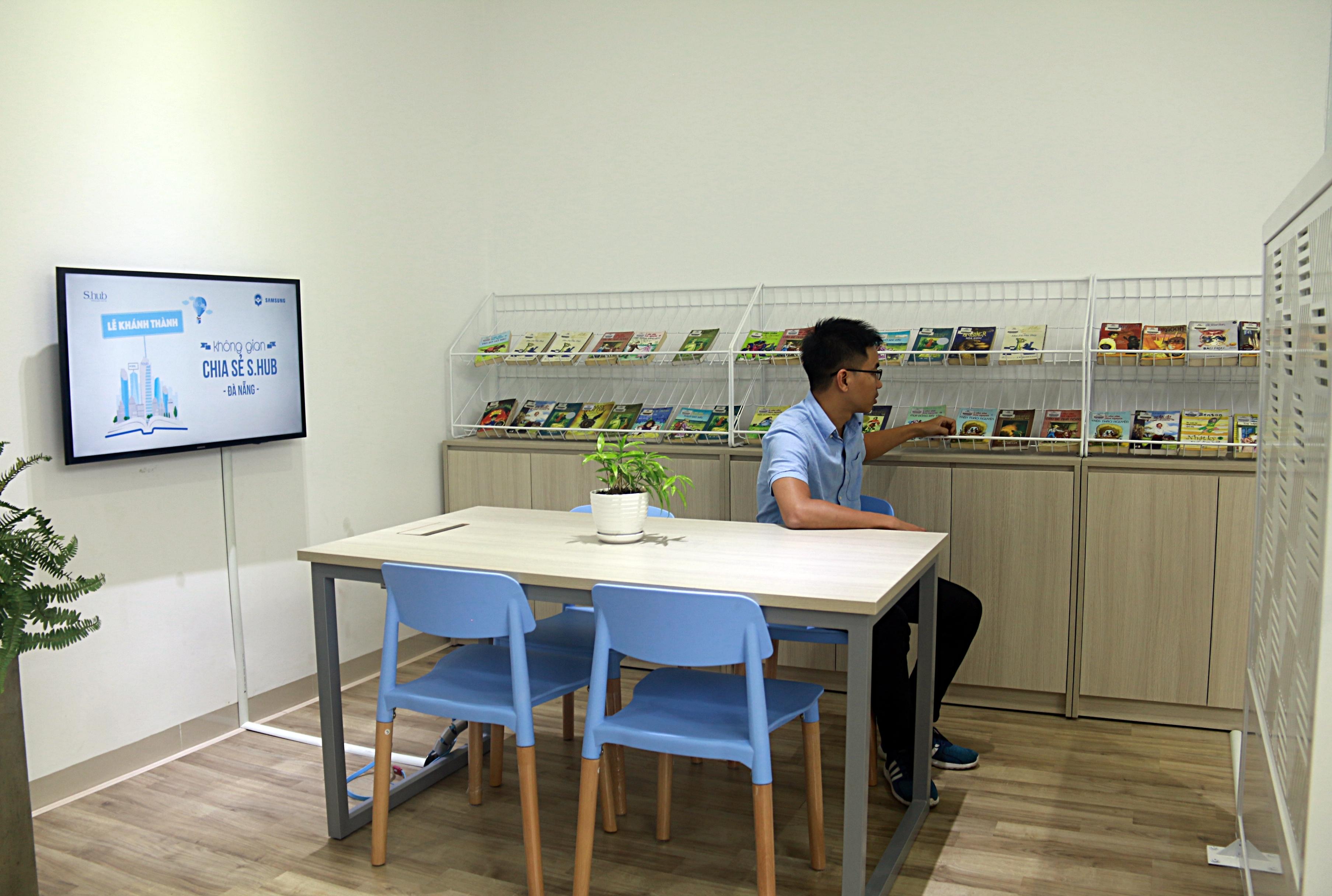 S.hub - không gian chia sẻ tri thức cực hot dành cho giới trẻ Đà Nẵng - Ảnh 10.