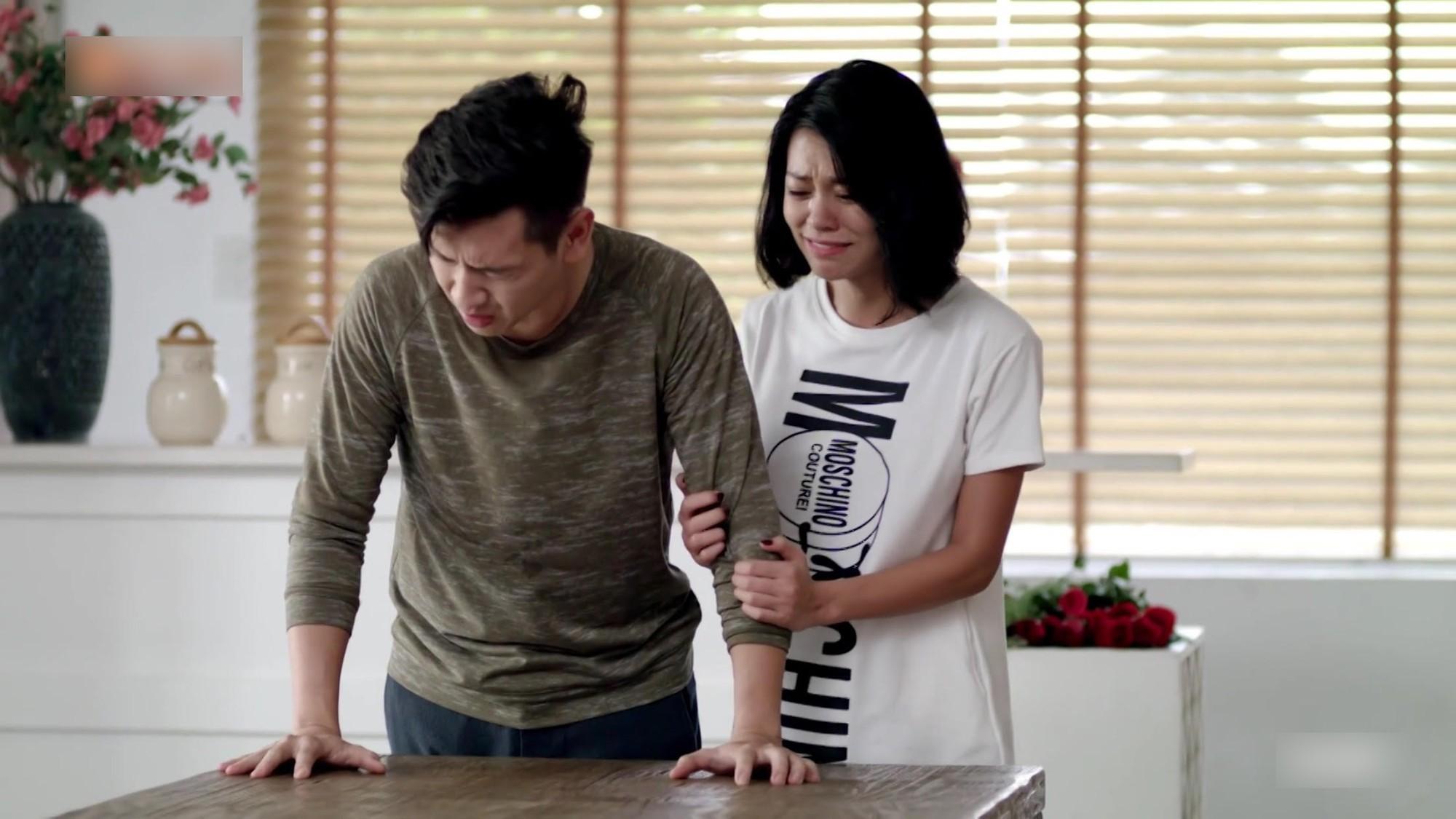 Glee Việt tập 12: Yaya Trương Nhi bị Angela nắm thóp, Đỗ An vạch trần bụng bầu của vợ - Ảnh 10.
