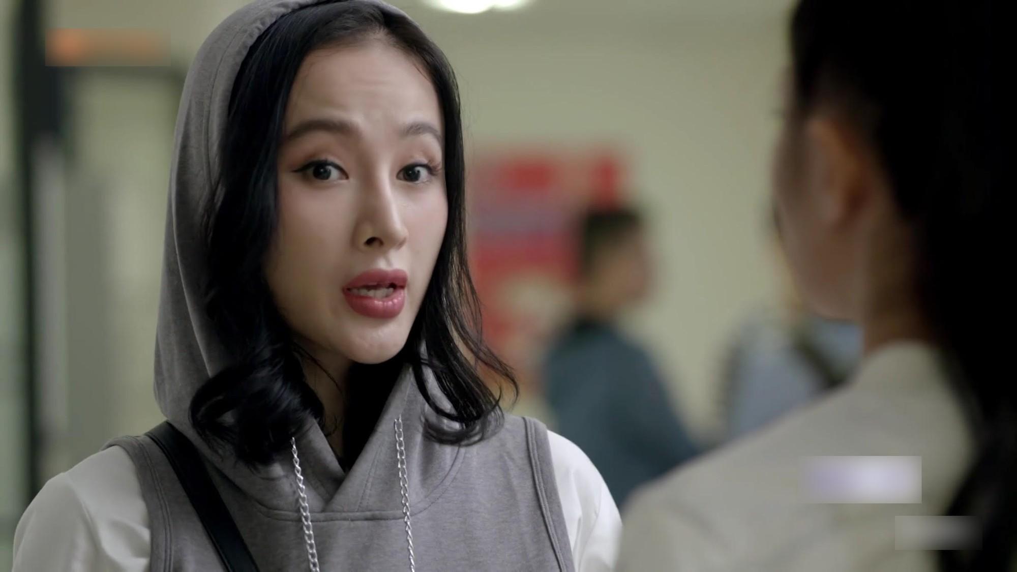 Glee Việt tập 12: Yaya Trương Nhi bị Angela nắm thóp, Đỗ An vạch trần bụng bầu của vợ - Ảnh 11.