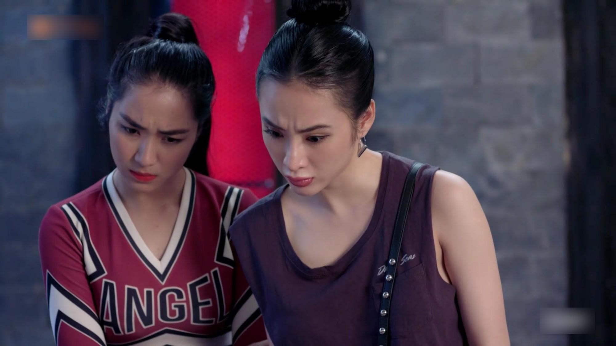 Glee Việt tập 12: Yaya Trương Nhi bị Angela nắm thóp, Đỗ An vạch trần bụng bầu của vợ - Ảnh 2.