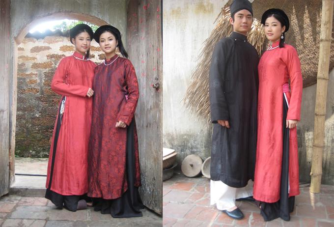 Trước Cô Ba Sài Gòn, không ít lần những tà áo truyền thống Việt Nam gây dấu ấn trên màn ảnh - Ảnh 4.